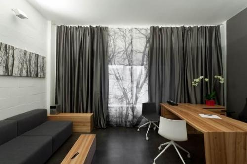 Однотонные шторы